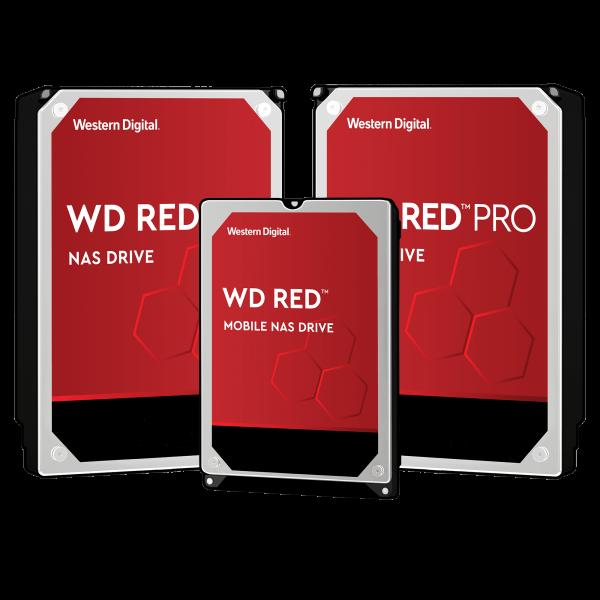 "WD HDD 3.5"" 8TB 7200RPM 256MB SATA 6GB/S NAS/RAID RED"