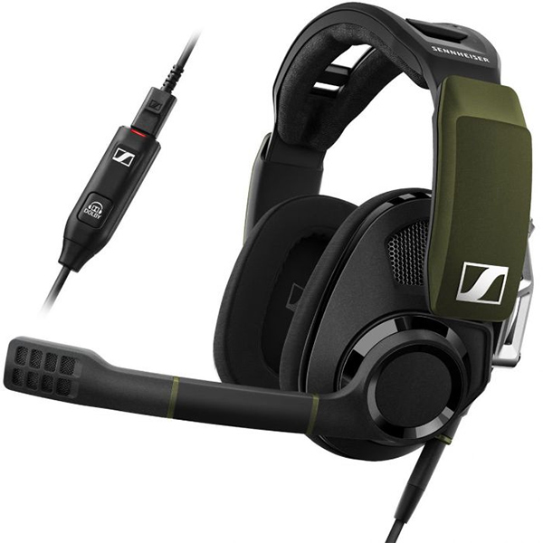 SENNHEISER HEADSET GAMING GSP550 7.1 PC USB